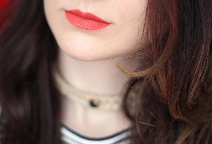 TheBalm Meet Matte Hughes Liquid lipstick Honest