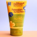 Alba Botanica Hawaiian Revitalizing Green Tea Güneş Koruyucu SPF 45