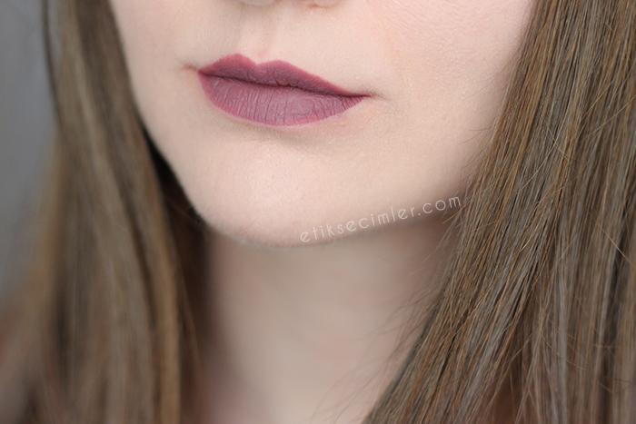 Nyx lip lingerie likit mat ruj embellishment