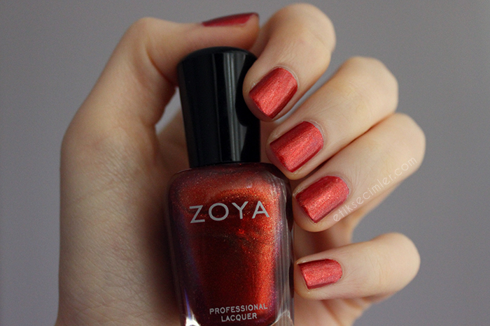 Zoya Channing Oje Swatch