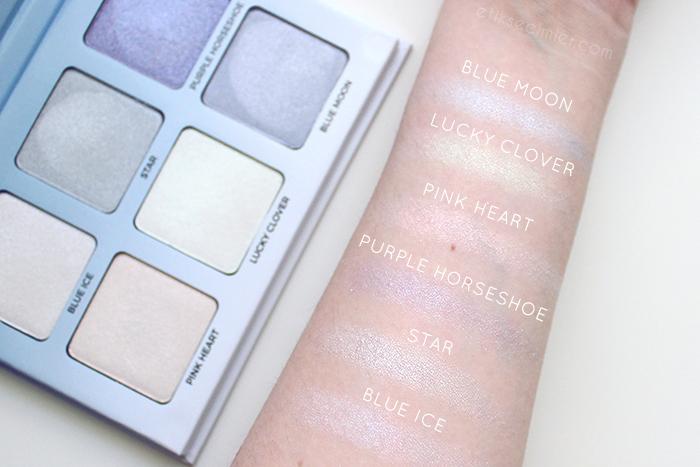Anastasia Beverly Hills Moonchild Glow Kit Aydınlatıcı Palet swatch