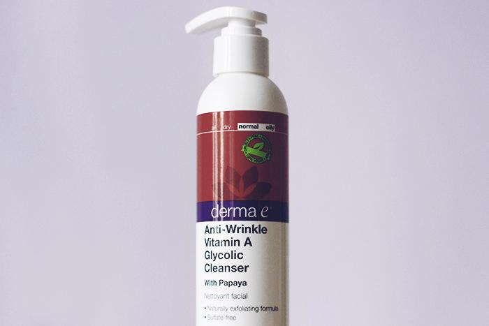 Derma E Anti-Wrinkle Vitamin A Glycolic Temizleyici