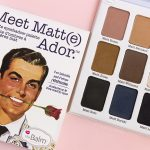 The Balm Meet Matt(e) Ador. Vegan Far Paleti