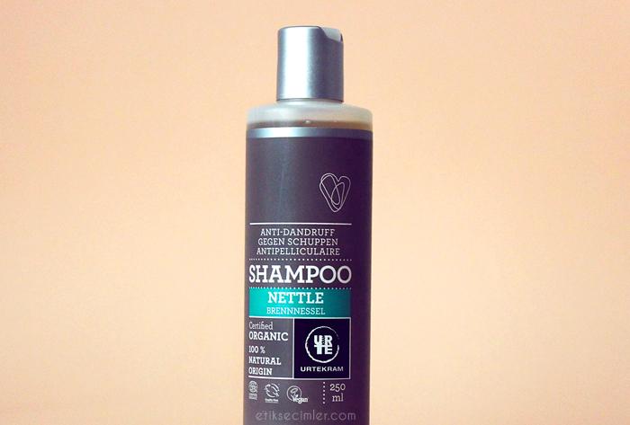 Urtekram Nettle Isırgan Otlu Kepek Önleyici Organik Şampuan
