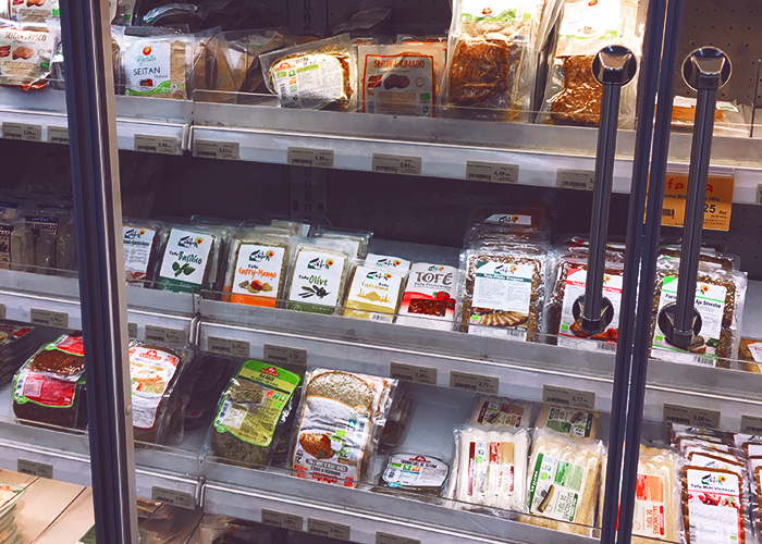 İstanbul'da vegan alisveris guzergahlari: organik market ve aktarlar