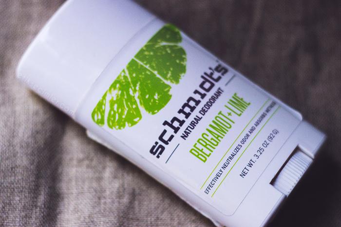 Schmidt's Naturals Deodorant Bergamot Lime