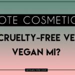 Note Kozmetik Hayvan Deneyi Yapıyor mu?