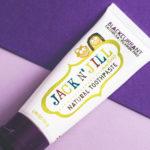 Jack N' Jill Doğal Diş Macunu – Frenk Üzümü