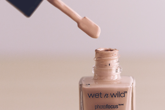 Wet n Wild Photo Focus Fondöten Nude Ivory