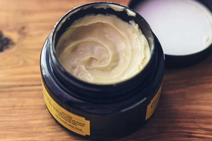 The Body Shop Banana Truly Nourishing Saç Maskesi