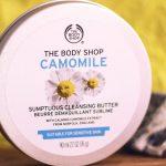 The Body Shop Camomile Temizleme Yağı