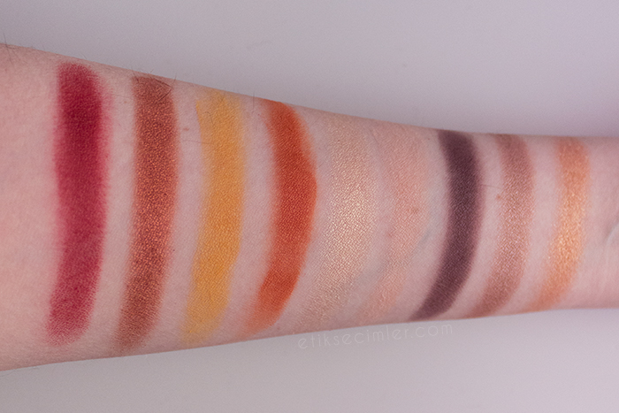 Pastel Show Your Style Bohemian Palet swatch