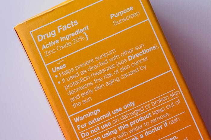 Derma E Sun Defense Mineral Sunscreen SPF 30 aktif içerik